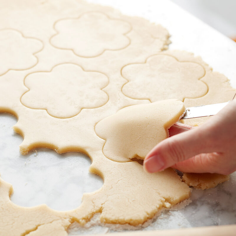 Easy Cut Out Sugar Cookie Recipe