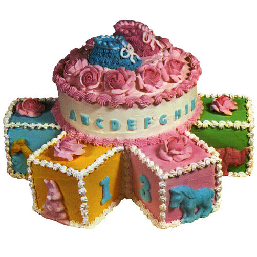 A Cake for Baby