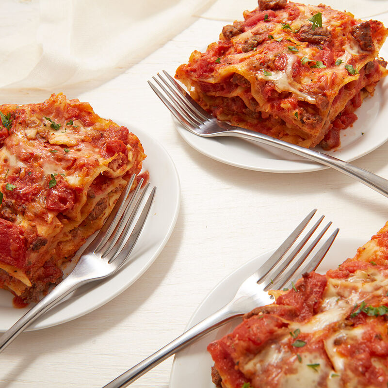 Hearty Beef Lasagna Recipe image number 0