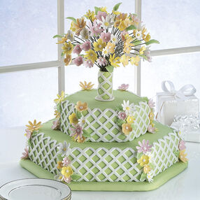 Botanical Beauty Cake