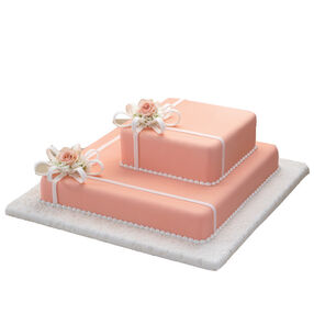Peachy Pair Cake