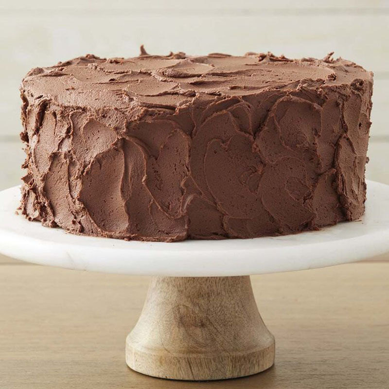 Easy Chocolate Buttercream Frosting Recipe image number 1
