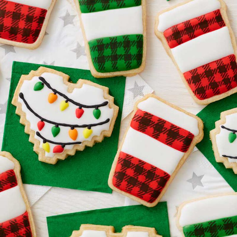 How to Make Rosanna Pansino Christmas Cookies