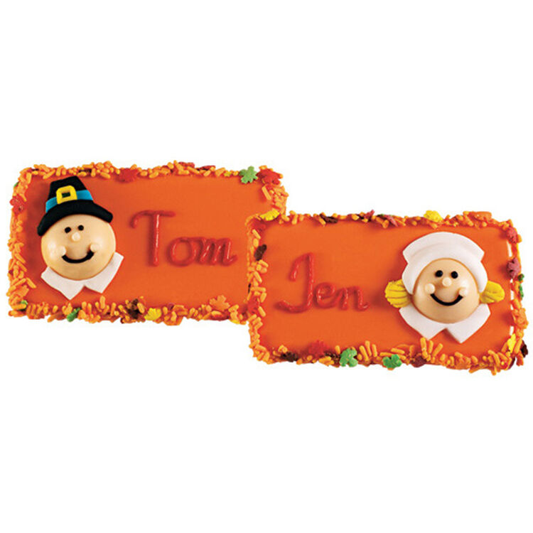 Meal Markers Thanksgiving Treats