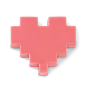 Rosanna Pansino 8-Bit Heart Candies