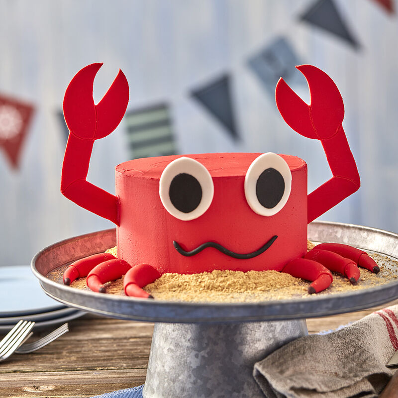 Cute Crabby Cake image number 0