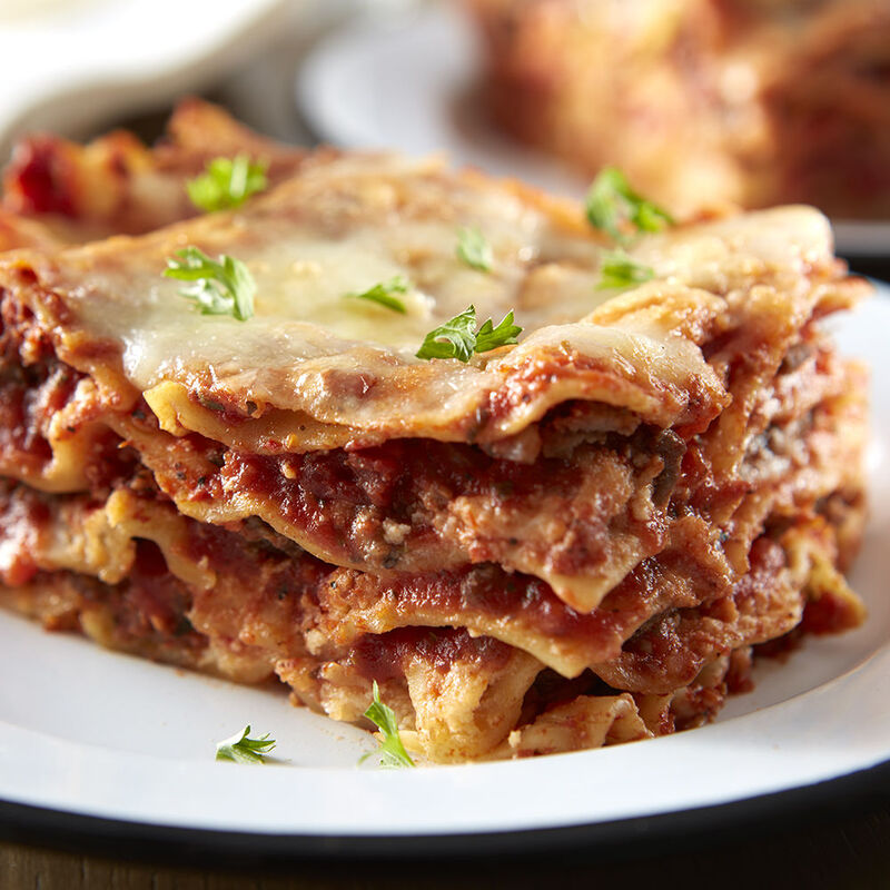 Hearty Meat Lasagna Recipe image number 0