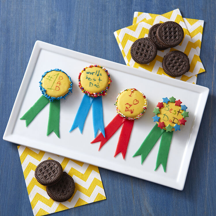Cookie Awards for Dad