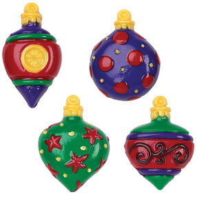 Festive Candy Ornaments
