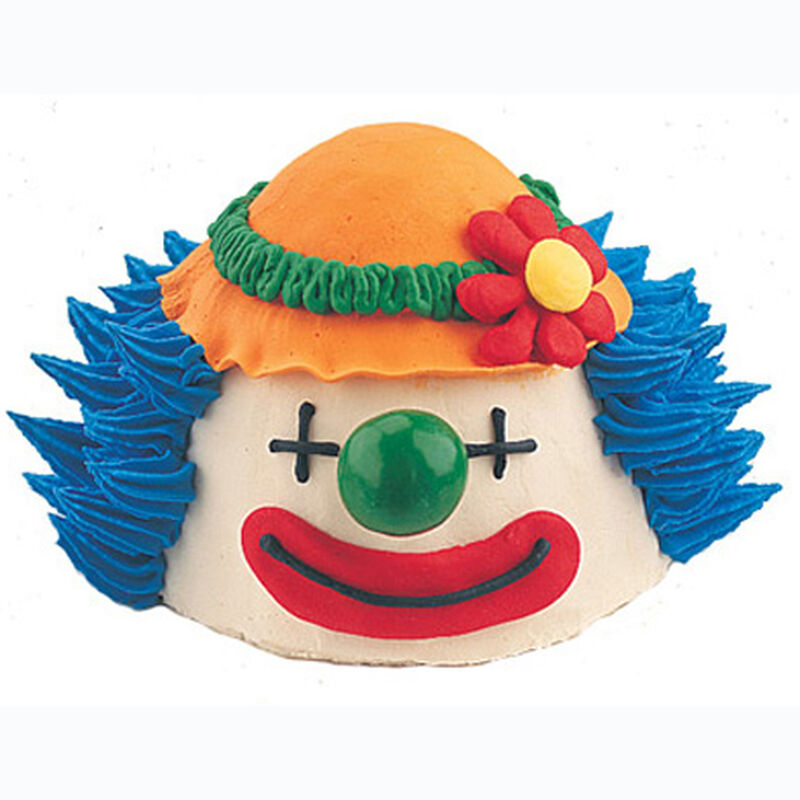 The Greatest Clown On Earth Mini Cakes image number 0