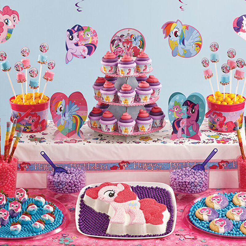 My Little Pony Birthday Party image number 1