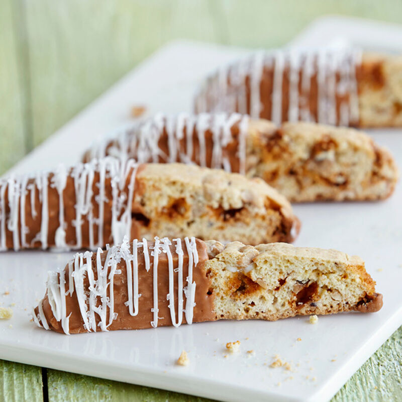 Gingerbread Biscotti image number 0