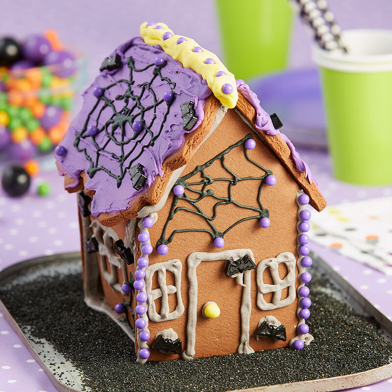 Halloween Cookie House Kit image number 0