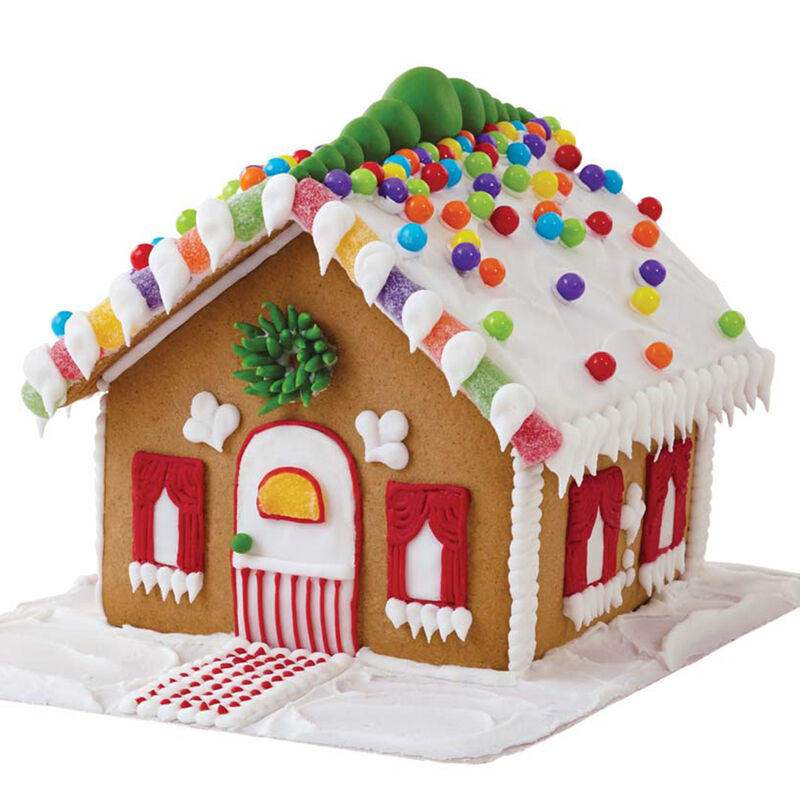 Sweet and Petite Gingerbread House #2 image number 0
