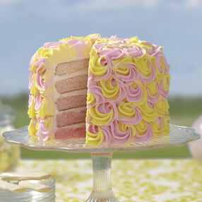 Wilton Rosy Lemonade 5-Layer Cake