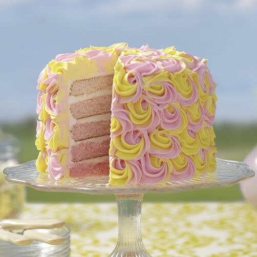 April Showers Layer Cake