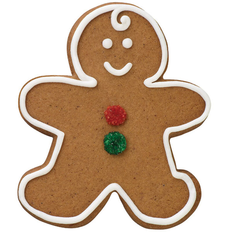 Gingerbread Guy Cookie image number 0