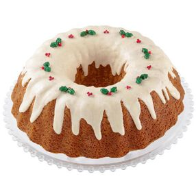 Taste of the Season Eggnog Pound Cake