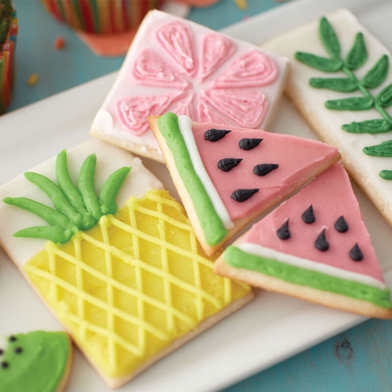 The Fruits of Summer Cookies image number 1
