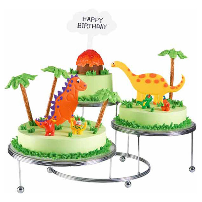 Lava-ble Dinosaurs Cake image number 0