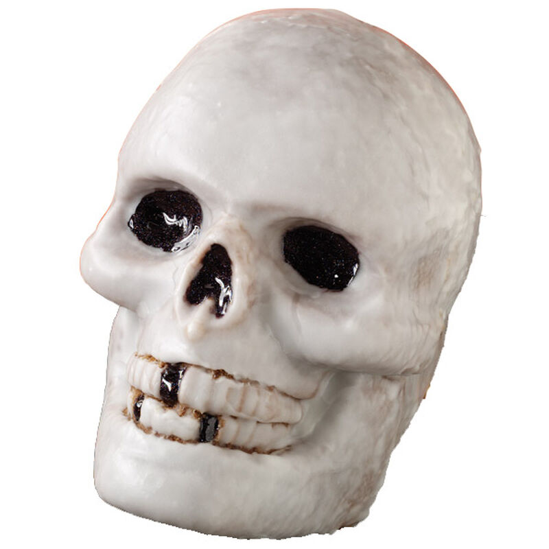 That Glazed Look Skull Cake image number 0
