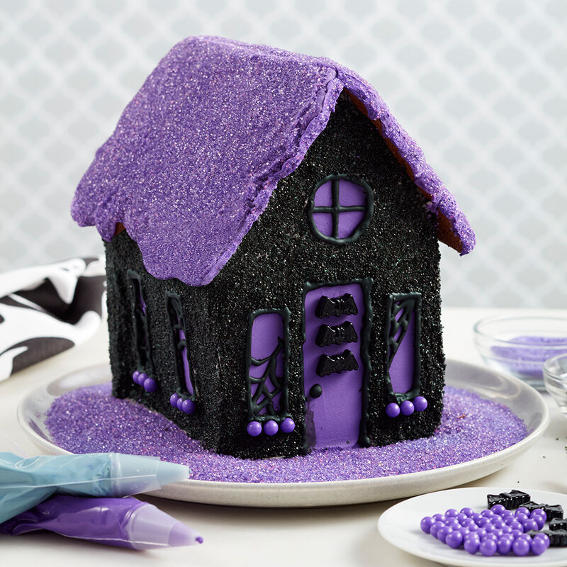 Halloween Sparkle Cookie House image number 2