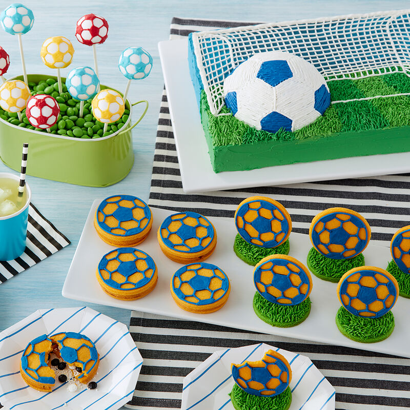 Stand Up for Your Team Soccer Cookies image number 1