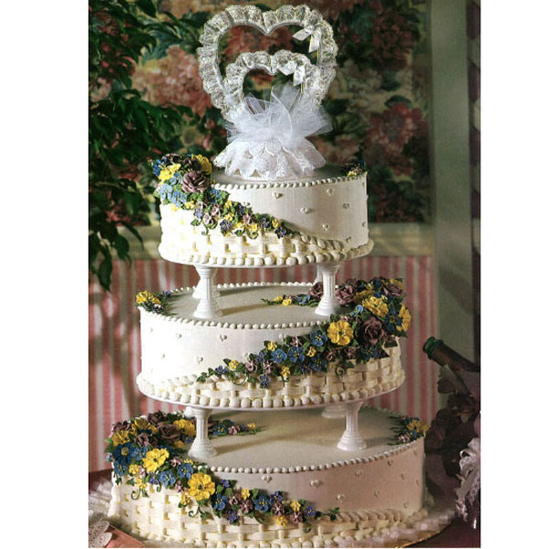 Flowering Romance Cake image number 0