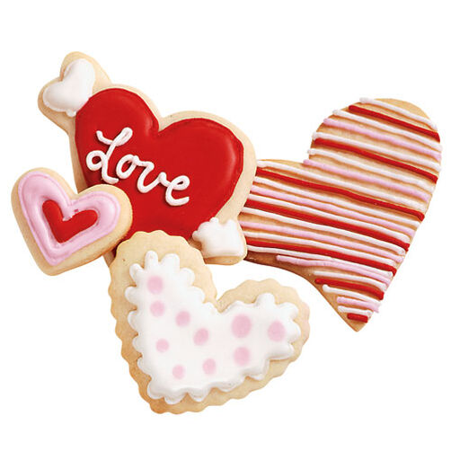 Give Your Heart Away! Cookies