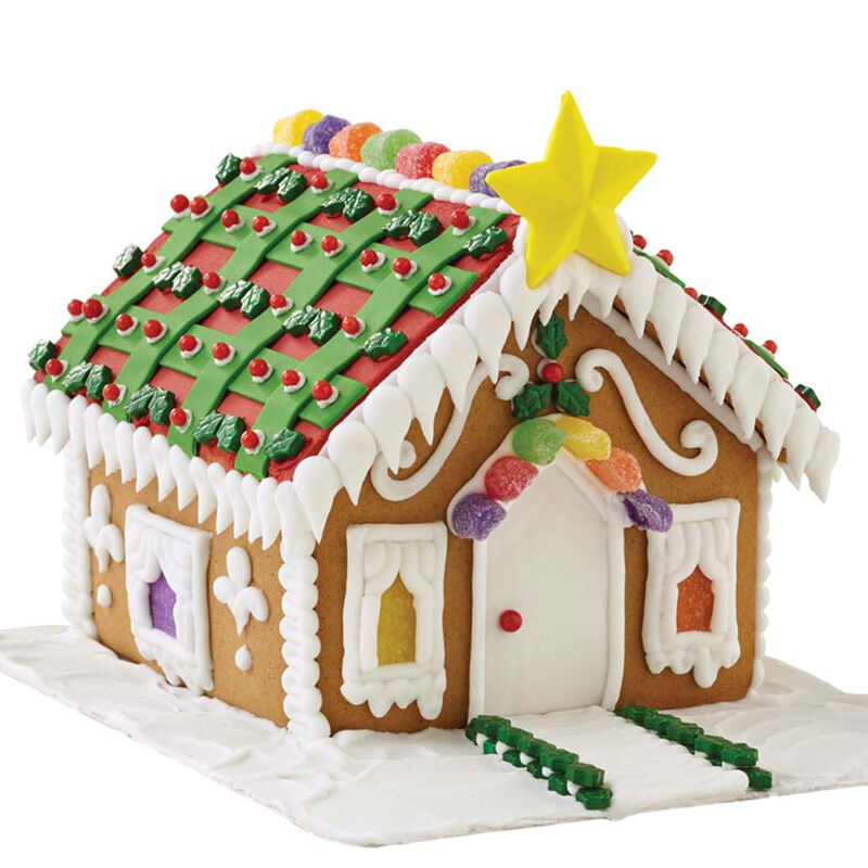 Star of the Holidays Gingerbread House #4 image number 0