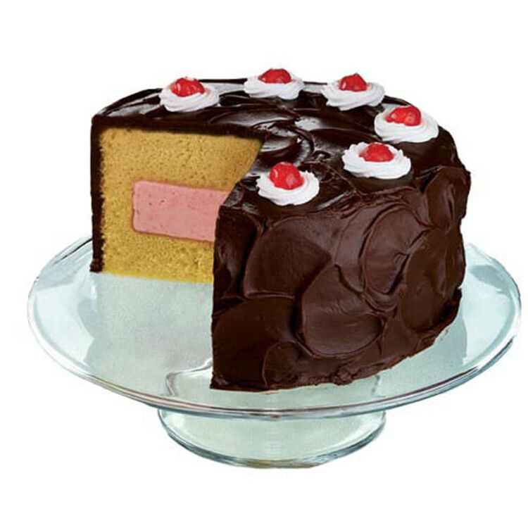 Neapolitan Ice Cream Cake