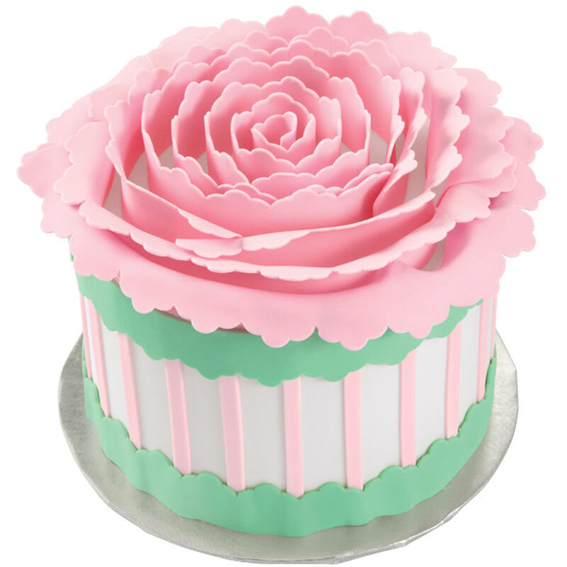 Sweet as a Rose Cake image number 0