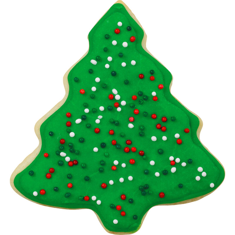 O, What A Christmas Tree Cookie image number 0