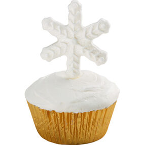 Brightly Twinkling Star Cupcake