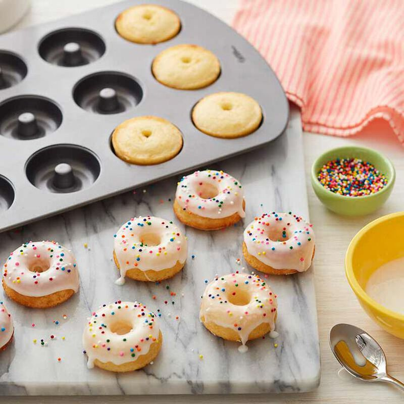 mini donuts with easy icing recipe image number 2
