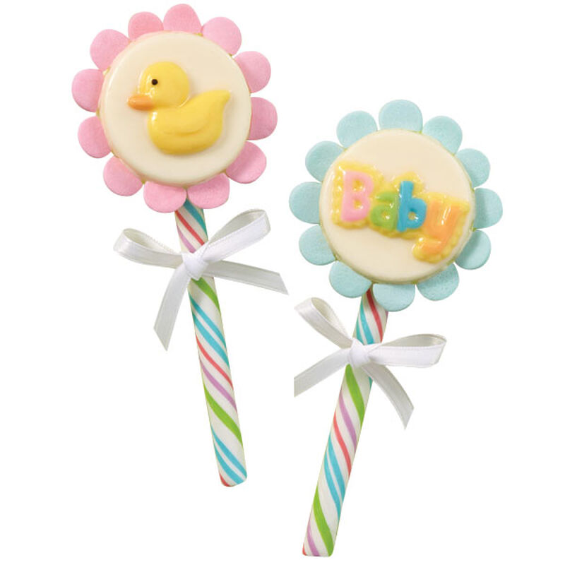 Rattle Cookie Pops image number 0