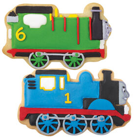 Thomas & Friends Blue Choo-Choo Cookies