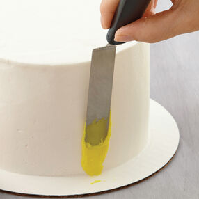 How to Spatula Paint with Icing