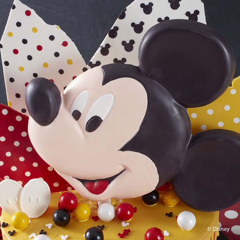 Wilton Mickey Mouse Club Cake image number 1
