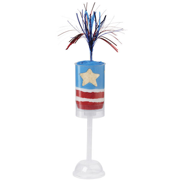 NEW Baking Accessories and Cake Decorating Home, Furniture & DIY Wilton *COLORFUL STARS PATRIOTIC TREAT BAGS*