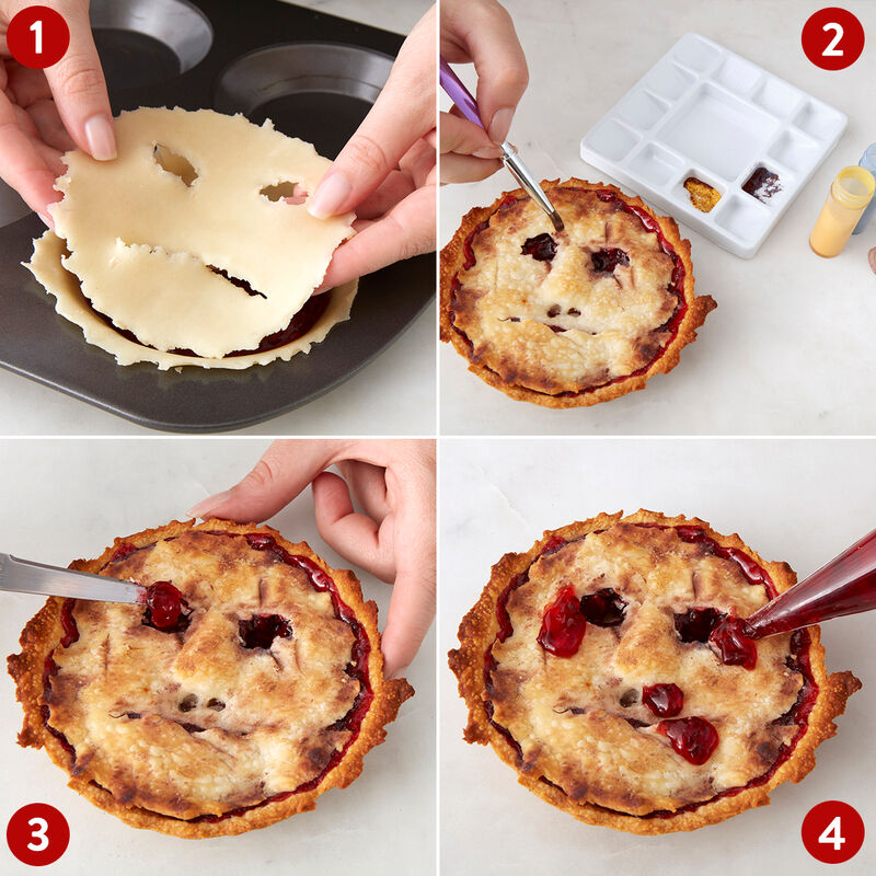 Monster Mash Mini Face Pies image number 3
