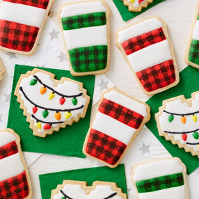 For the Love of Christmas and Coffee Cookies