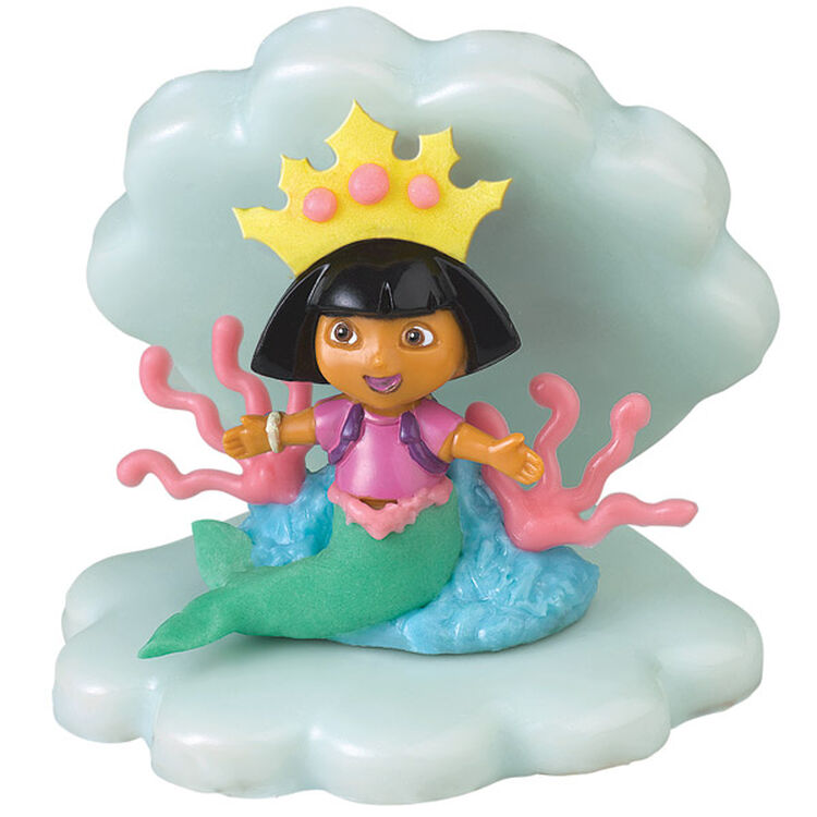 Pearl-Diving Dora Cookie