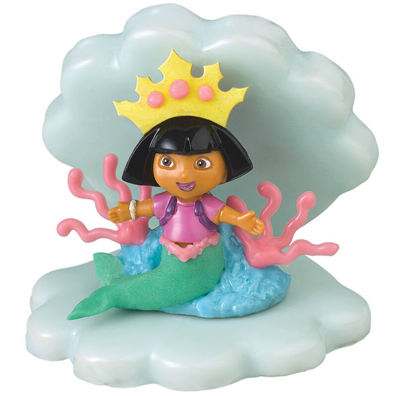 Pearl-Diving Dora Cookie image number 0