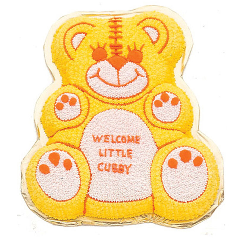Huggable Baby Bear Cake image number 0