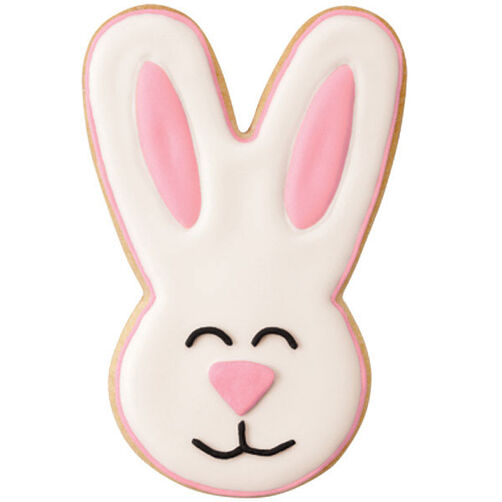 Easter Bunny Cookies Easter Cookie Ideas Wilton