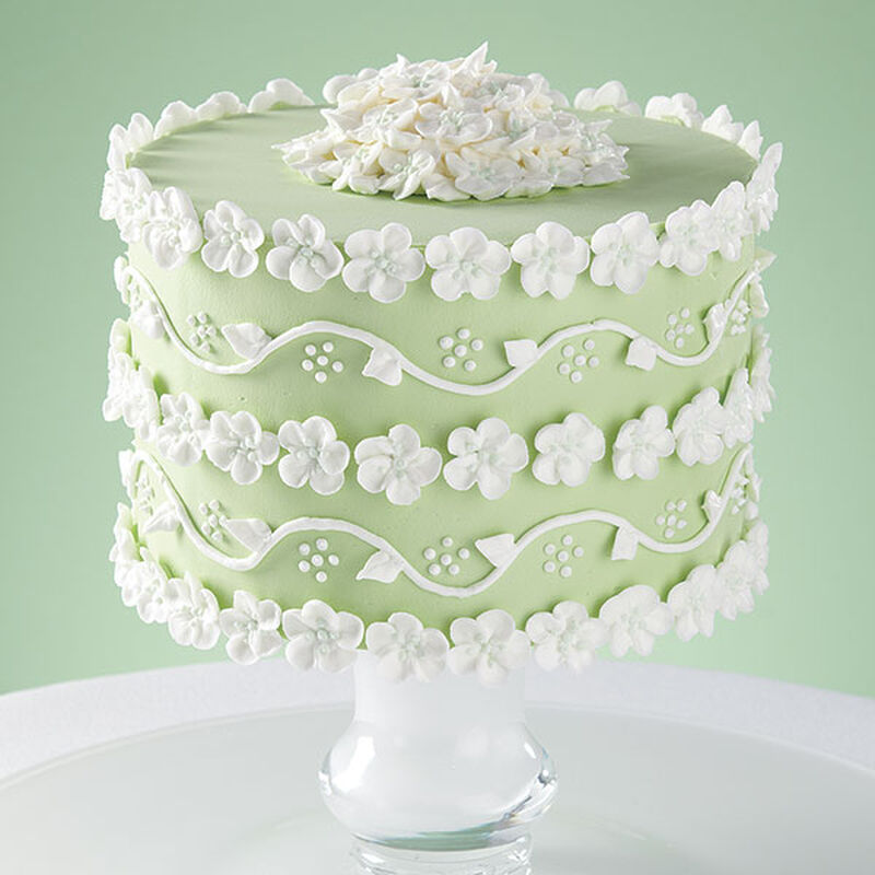 Beautiful Blossoms Cake image number 0