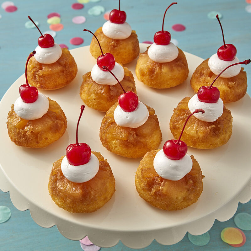 Pineapple Upside Down Cupcakes image number 0