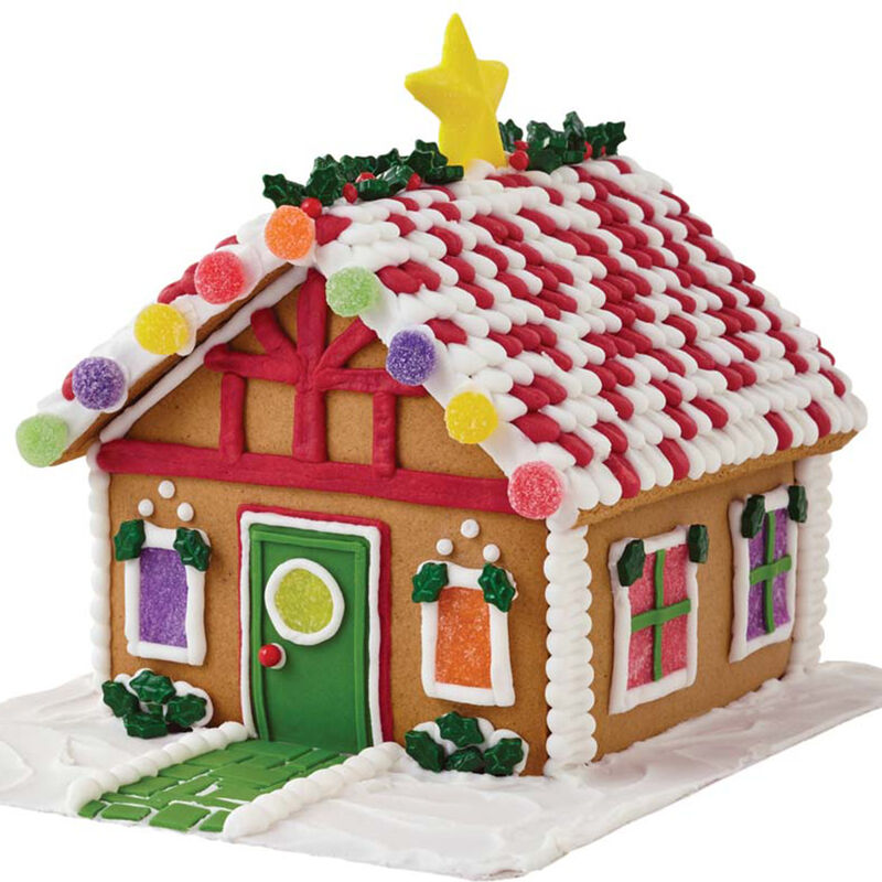 Star of the Holidays Gingerbread House #3 image number 0