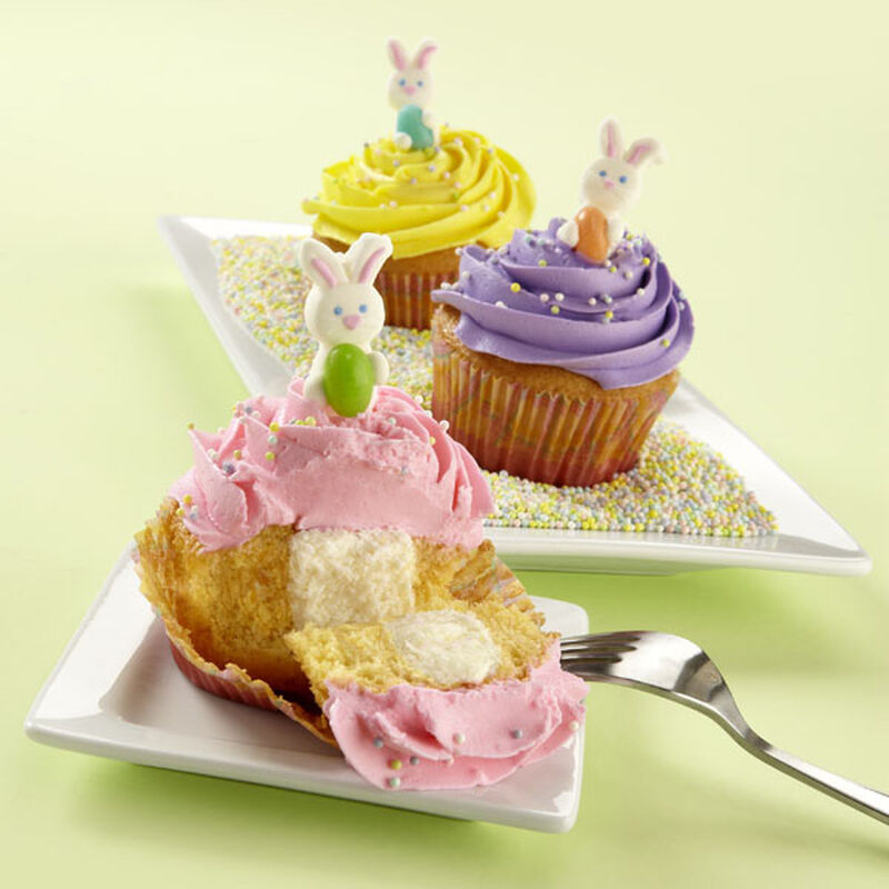 Marshmallow Filled Cupcakes image number 0